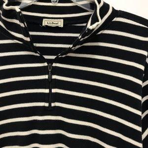 LL Bean French Sailors Shirt.